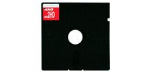 5インチ 2HDフロッピーディスク